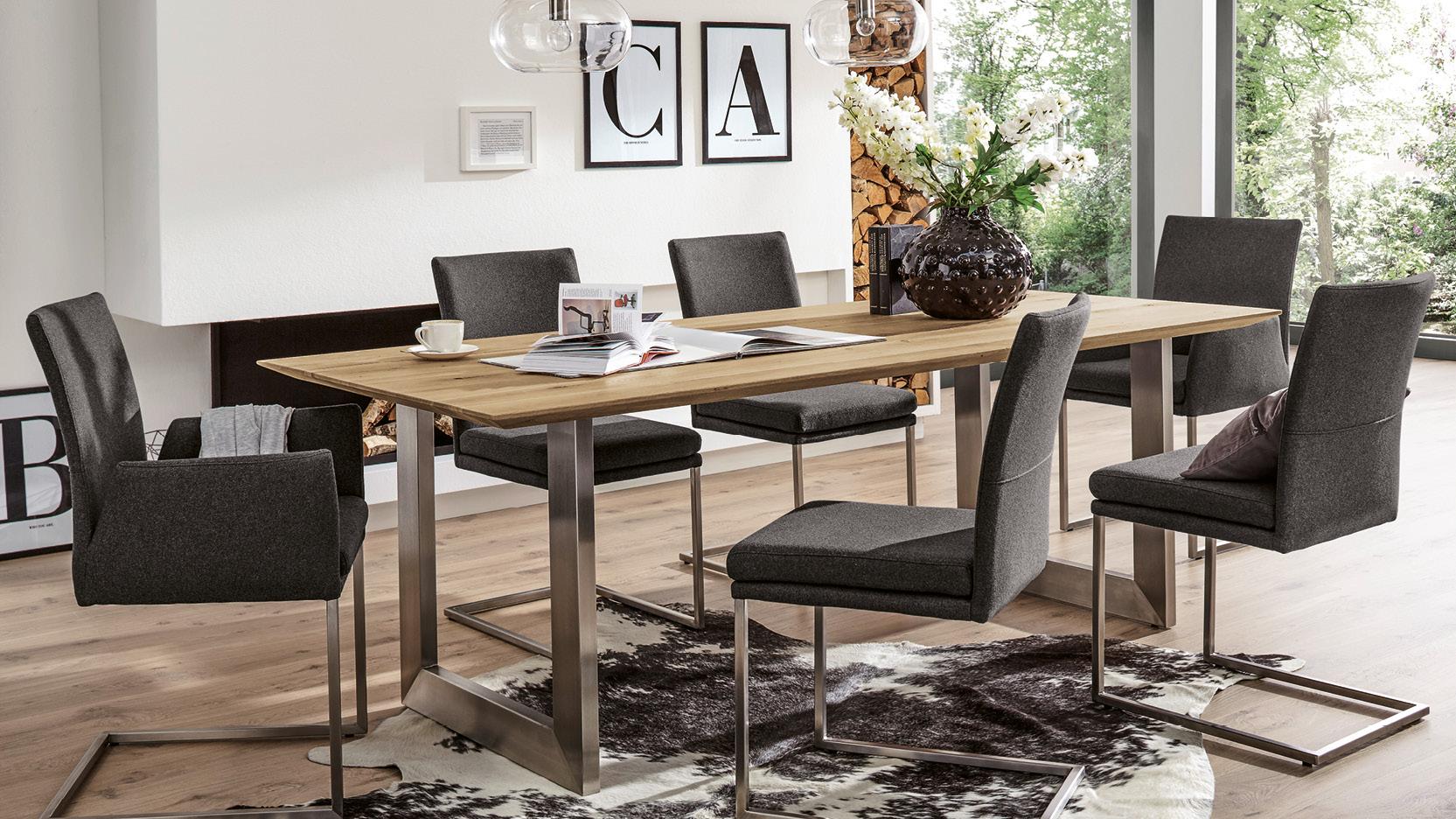 Möbel Für Esszimmer : Holz sigi esszimmer